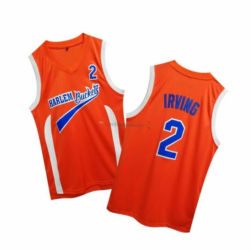 Comprare Maglia NBA Film Basket Uncle Drew NO.2 Irving Rosso