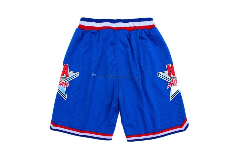 Comprare Pantaloni Basket 1992 All Star Blu
