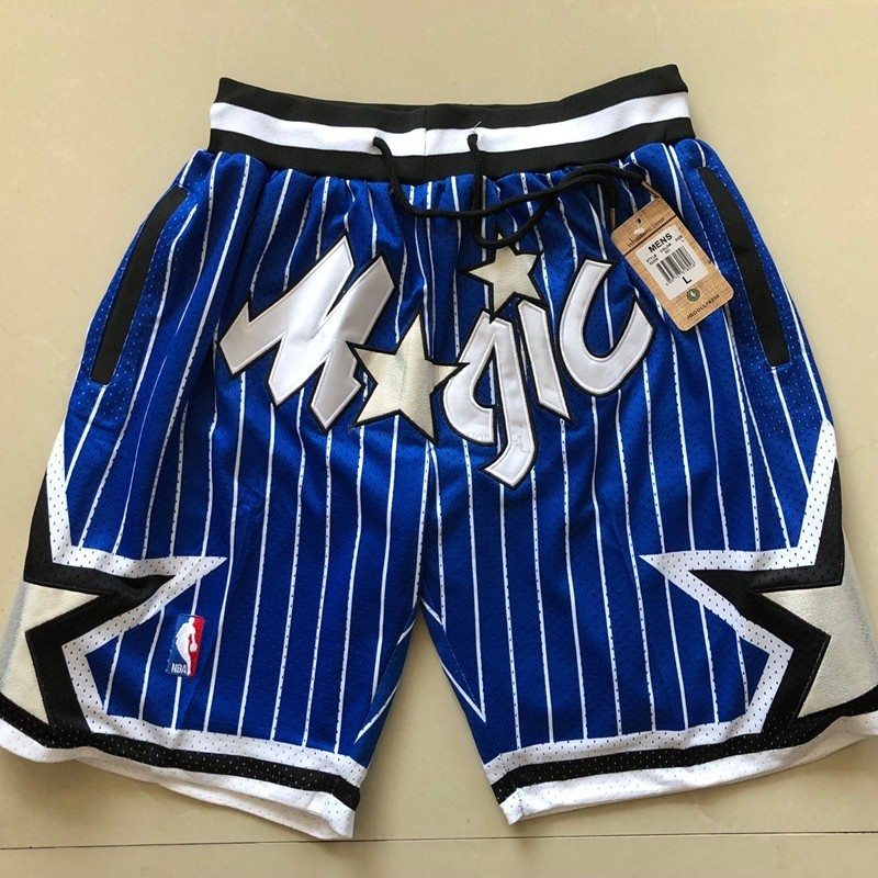 Comprare Pantaloni Basket Orlando Magic Blu