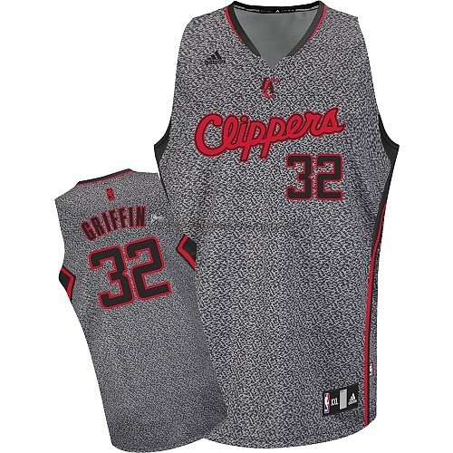 Comprare Maglia NBA 2013 Fashion Statico Los Angeles Clippers NO.32 Blake Griffin