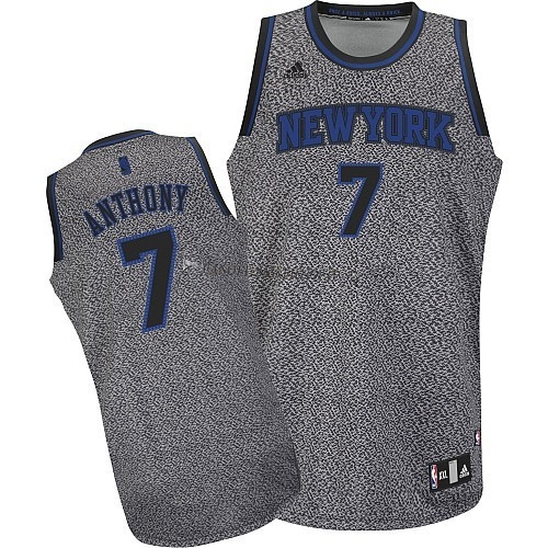 Comprare Maglia NBA 2013 Fashion Statico New York Knicks NO.7 Anthony